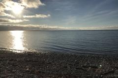Havblik sommeren 2018. Svømme, fiske, sejle, nyde - Sejerøbugten.